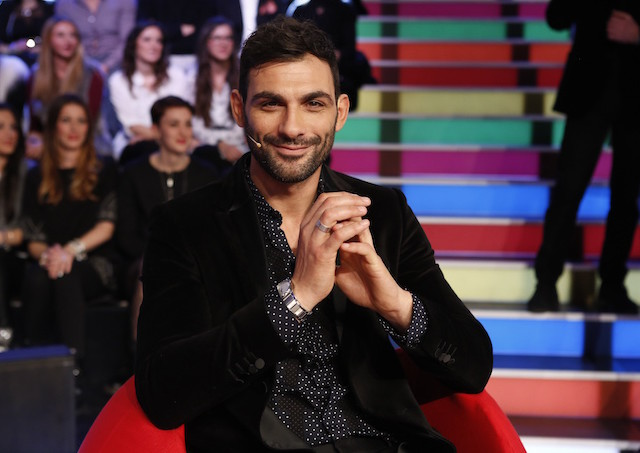 "Francesco Arca, in Tv con ""Pequenos Gigantes"" su Canale 5"